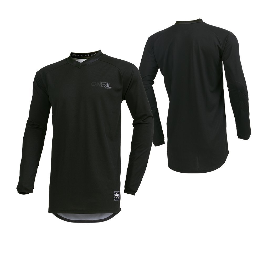 O'Neal Men's Element Classic Jersey (Black, X-Large),
