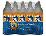 Water Joe | #1 Premium Caffeinated Water | 23.7 Oz, 15-Pack, 85mg Caffeine Enhancer | Sugar Free Substitute to Coffee, Soda, and Energy Drinks