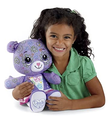 Fisher-price Doodle Bear Violet from Fisher Price