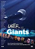 Later with Jools Holland: Giants [DVD] [1992]