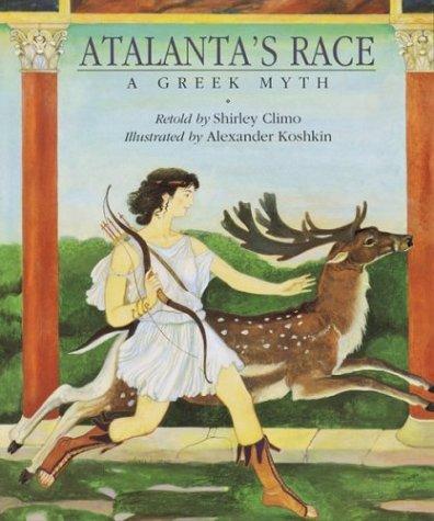 Atalanta's Race: A Greek Myth