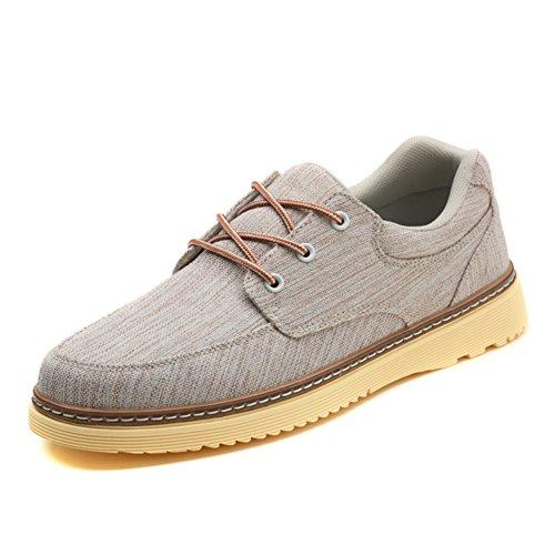 Primavera de los hombres zapatos de los deportes/Zapatos del tablero/Zapatos de tacón bajo-A Longitud del pie=23.8CM(9.4Inch) OqGUhY