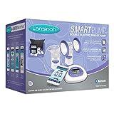 (US) Lansinoh Smartpump Double Electric Breastpump, Purple/White