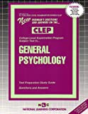 General Psychology, Rudman, Jack, 0837353149