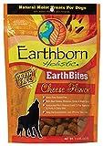Earthborn Holistic Earthbites Cheese Flavor Grain Free Moist Treats For Dogs, 7.5 Oz