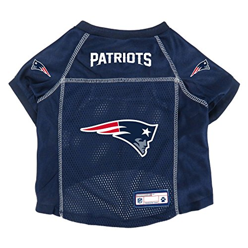 NFL New England Patriots Pet Jersey, Large