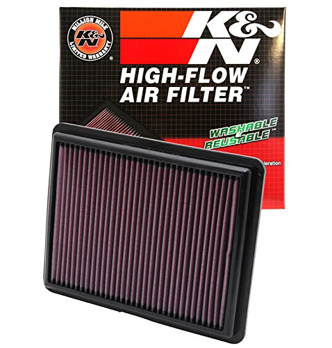 K&N 33-2403 High Performance Replacement Air Filter