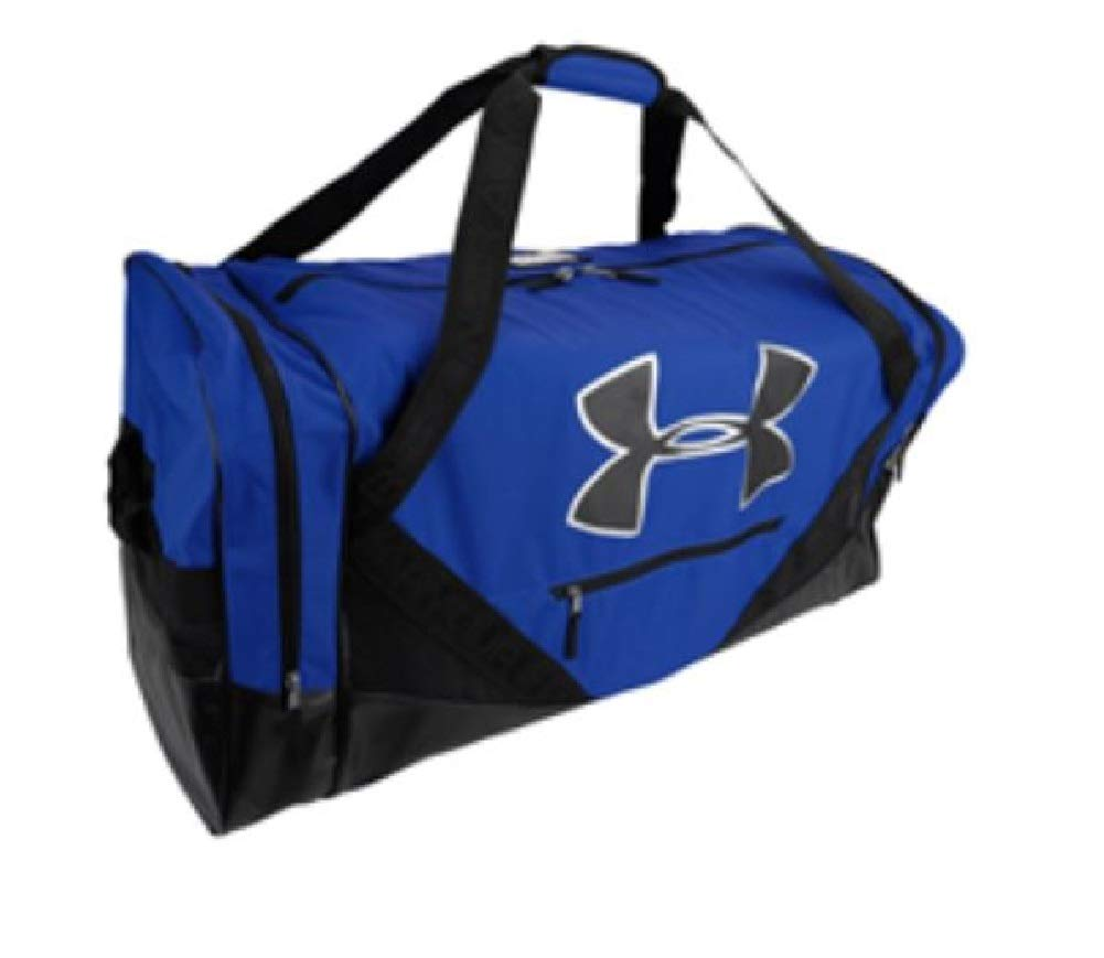 Under Armour Deluxe Cargo Hockey Bag (Royal Blue) by Under Armour