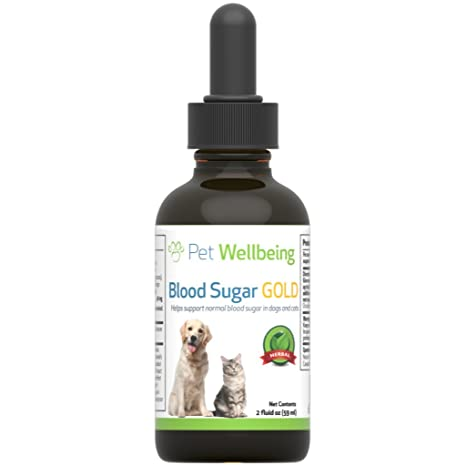 Blood Sugar Gold - Dog/Canine Diabetes Support