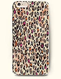 Colorful Cheetah Print - Animal Print - Phone Cover for Apple iPhone 6 Plus ( 5.5 inches ) - OOFIT Authentic iPhone Case