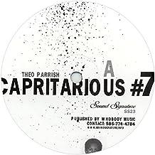 Theo Parrish: Capritarious #7 / Levels Vinyl 2LP