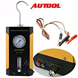 Autool SDT-206 Smoke Leak Detector Leak Detector of Pipe Systems except EVAP for all Vehicle Smoke leakage Diagnostic Tester
