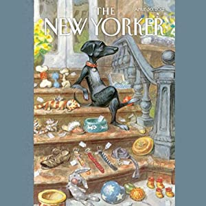 The New Yorker, April 30th 2012 (Dana Goodyear, Ken Auletta, Philip Gourevitch) Periodical