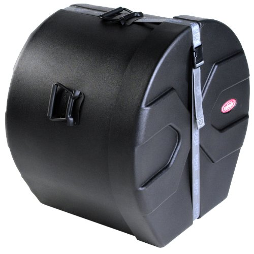 (SKB 14 X 20 Marching Bass Drum Case with Padded Interior)