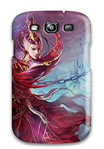 Excellent Design Sorcerer Case Cover For Galaxy S3 by lolosakes