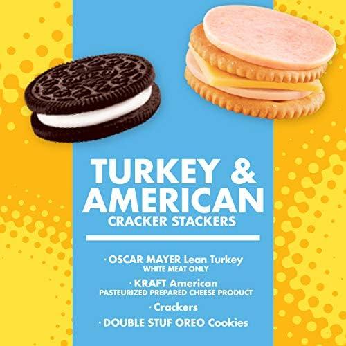 Turkey Double Stuff Oreos