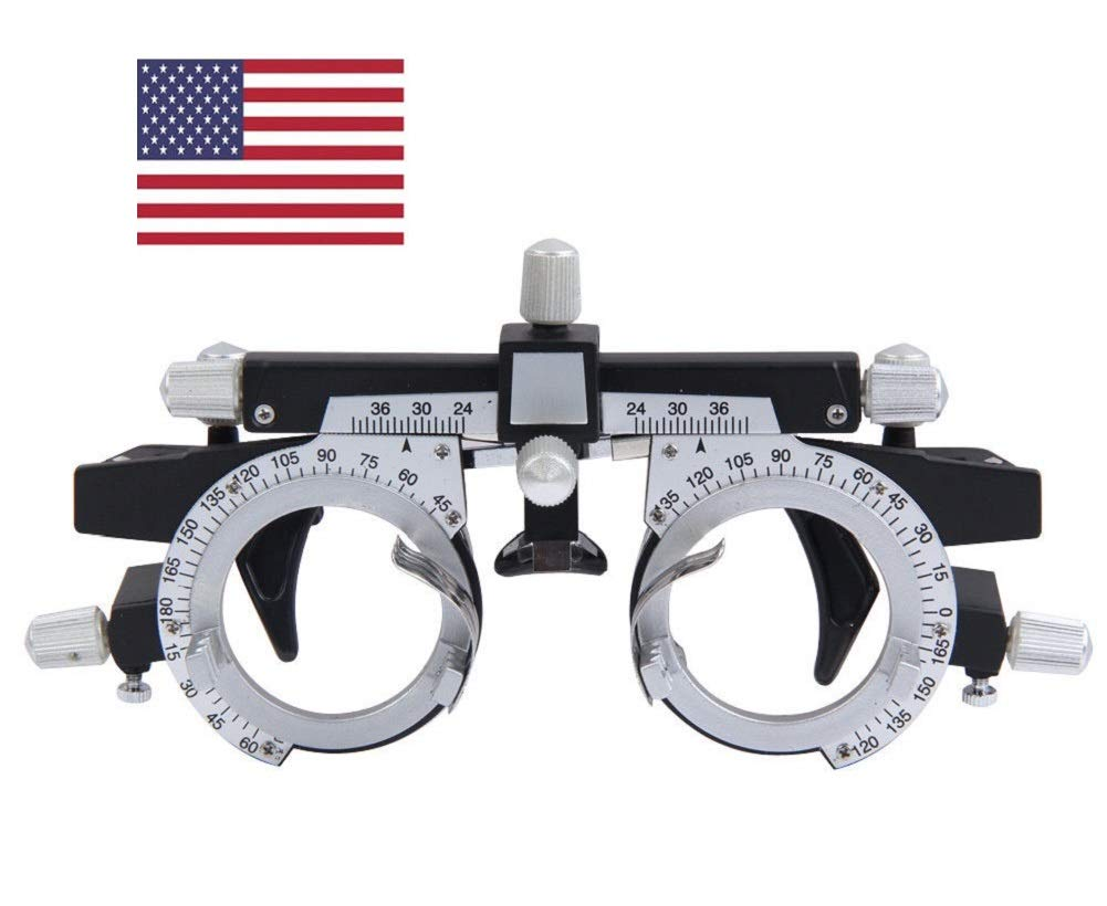 EFK-II Supply Aluminum Titanium Optical Trial Lens Frame Optometry Optician by EFK-II Supply (Image #1)