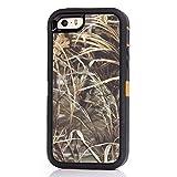 iPhone 5 5s / 5se Vodico Hunting Wild Camo Heavy