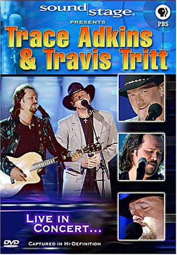 Soundstage Presents Trace Adkins & Travis Tritt: Live In Concert... by E1 ENTERTAINMENT