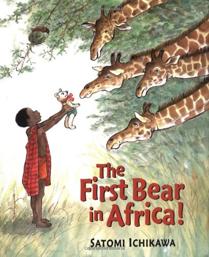 Download The First Bear in Africa! PDF