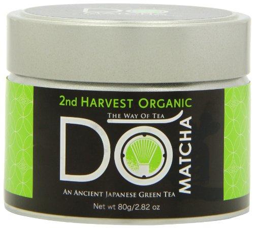 DoMatcha DoMatcha organique 2ème récolte Matcha, 2,82 once