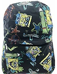 "Nickelodeon SpongeBob SquarePants 16"" Assorted Allover Print Backpack"