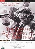 The Gospel According To St. Matthew [1967] [DVD]