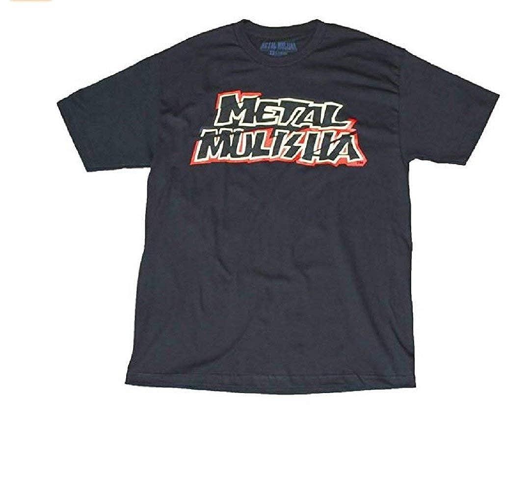 Slash SS Tee Metal Mulisha Mens Black 4XL-5XL