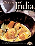img - for Flavors of India: Authentic Indian Recipes book / textbook / text book