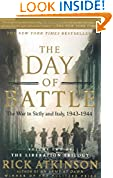 #10: The Day of Battle: The War in Sicily and Italy, 1943-1944 (The Liberation Trilogy)