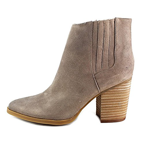 Madden Girl Mujeres Shaakerr Taupe Fabric