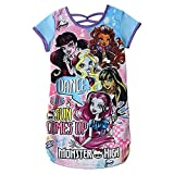 Character Sleepwear Girls Monster High Nightgown, M, Blue