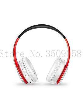 KMCC Auriculares Bluetooth Auriculares Auriculares Estéreo ...