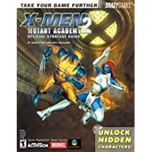 X-Men: Mutant Academy 2 Official Strategy Guide