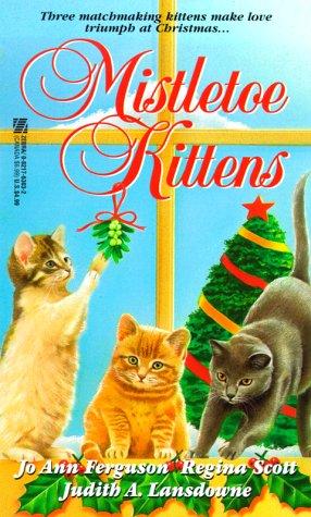 book cover of Mistletoe Kittens