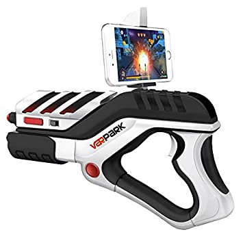 568a386b020d AR Game Gun Arespark 3D Augmented Virtual Reality Toy Bluetooth 360 Game  Controller Console Gamepad for
