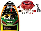 DB Link XK8Z 8 AWG Red X Series Kit