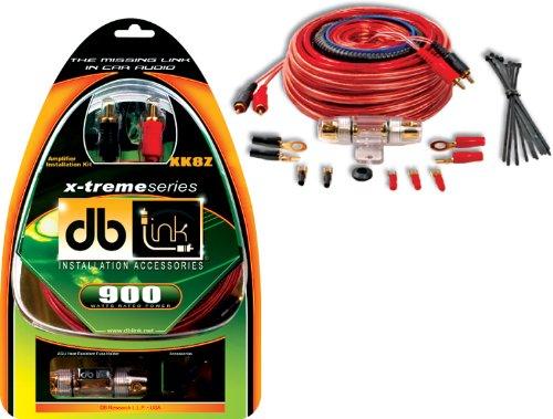 DB Link XK8Z 8 AWG Red X Series Kit