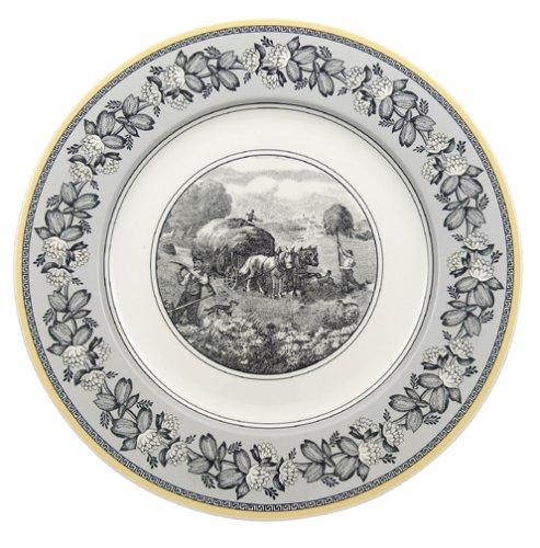 Villeroy & Boch Audun Ferme 12-1/2-Inch Round Platter