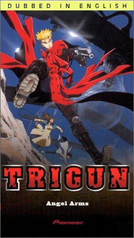 DVD : Trigun: Angel Arms [VHS]