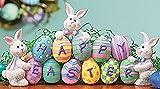 Easter Egg Centerpiece - Tableware & Centerpieces