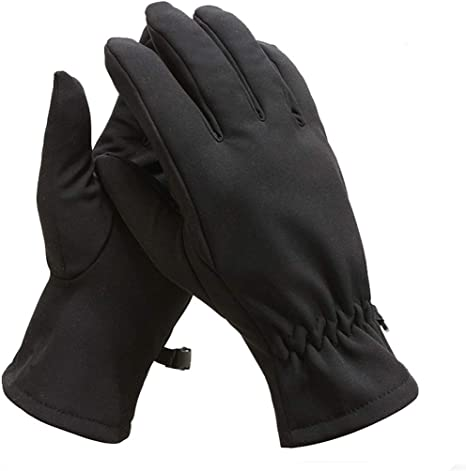 Mens Womens Full Finger Gloves Waterproof Thermal Warm  Screen Mittens Xmas
