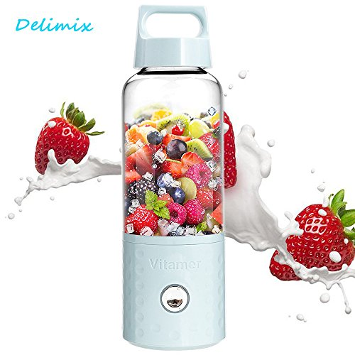 Portable Rechargeable Battery Operated Blender - 6