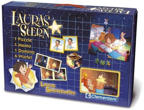 Clementoni 5691210 - Lauras Spielekoffer