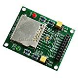 Mini SD / MMC Socket Memory Card and Signal Pin Micro Controller Interface
