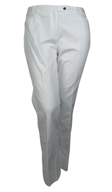 Calvin Klein Women's Modern-Fit Ankle Trousers