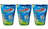 DampRid Moisture Absorber 42oz Refill Bag Fresh Scent (Pack of 3)