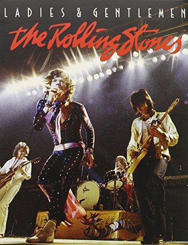 Blu-ray : The Rolling Stones - Ladies and Gentlemen
