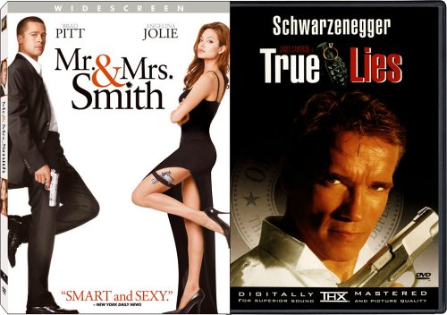 Mr. & Mrs. Smith / Verifiable Lies