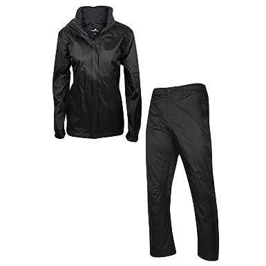 Amazon.com: El Clima Prendas de vestir CO traje impermeable ...